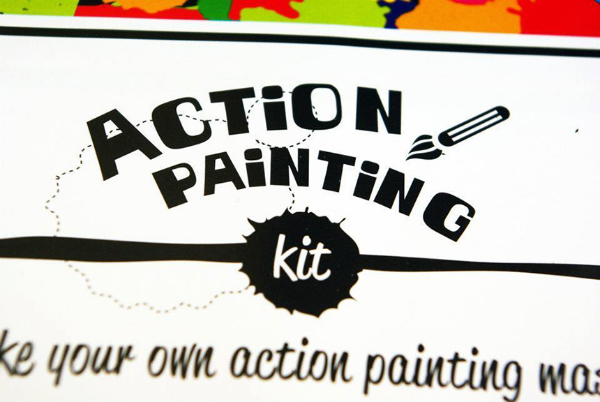 action painting 10