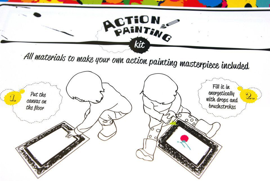 action painting 5