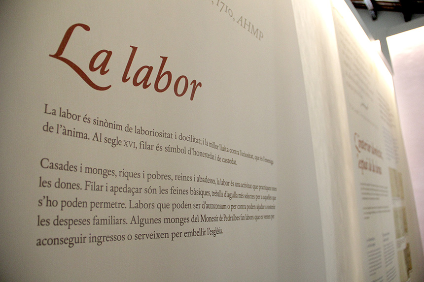 la labor