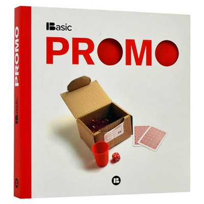 Basic PROMO Editorial Indexbook